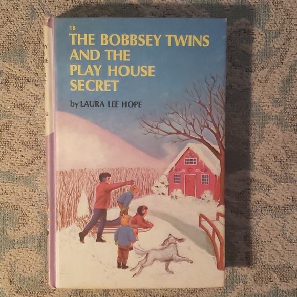 1968 copy: Bobbsey Twins